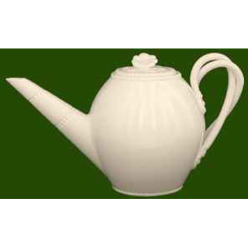 Straight-Spout Teapot