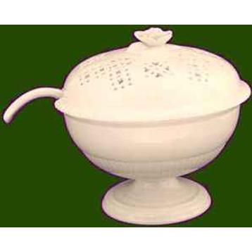 Sugar Bowl & Ladle