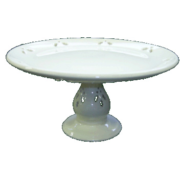 Holly Cake Stand