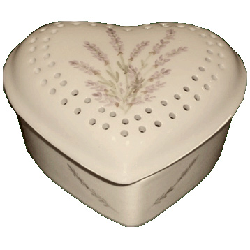 Heart Lavender Pot Pourri