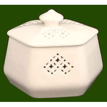 Hexagonal Trinket Box