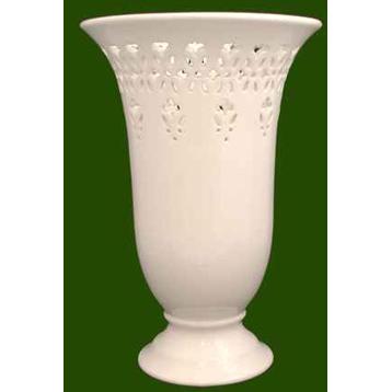 Medium Pierced Vase