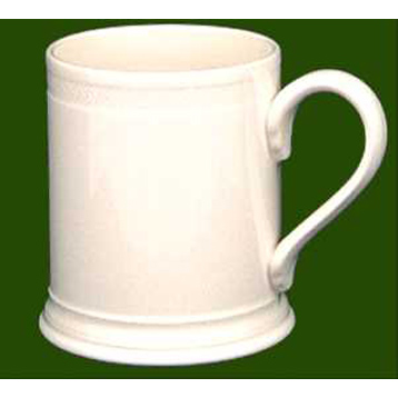 Footed Tankard