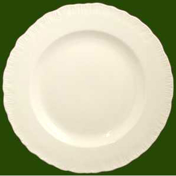 Shell Edge Plates