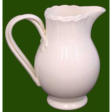 Shell Edge Cream Jug