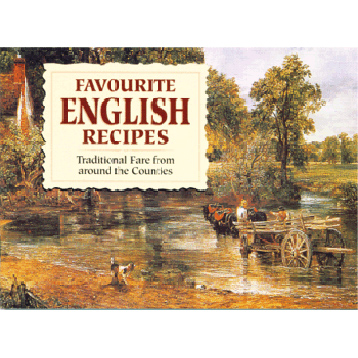 Favourite English Recipes