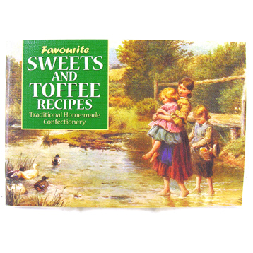 Favourite Sweets and Toffee Recipes