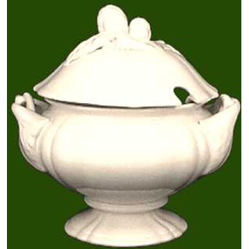 Charlotte Covered Soup Tureen