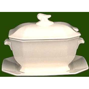 Henrietta Soup & Sauce Tureens