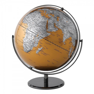 30cm Gold Globe