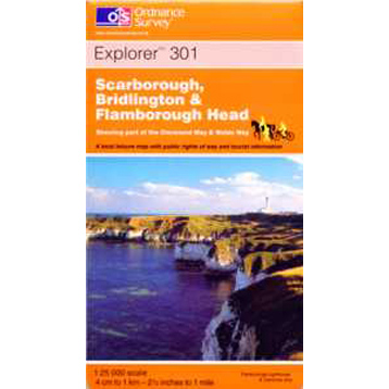 Scarborough, Bridlington & Flamborough Head