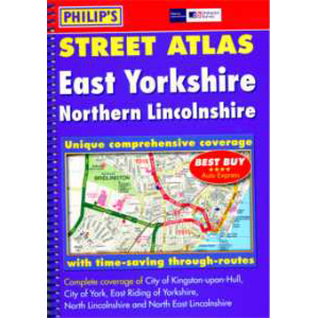 Street Atlas East Yorkshire and Northern Lincolnshire
