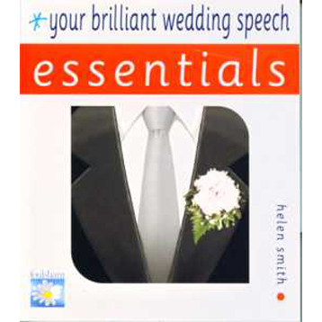 Your Brilliant Wedding Speech