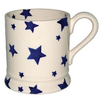 Starry Skies 1/2 Pint Mug