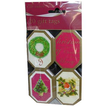 Self Adhesive Gift Tags