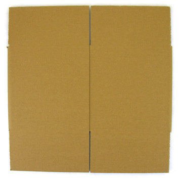 Brown Cardboard Double Flute Box