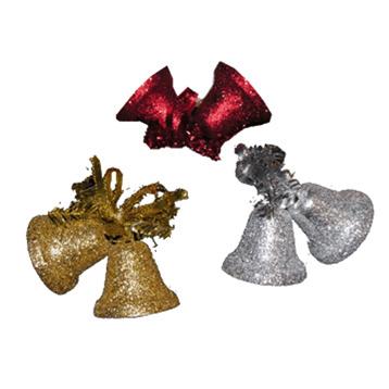 Double Glitter Bell