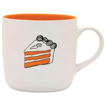 Carrot Cake Mug