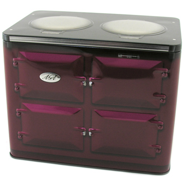 Aga Embossed Oven Storage Tins