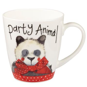 Party Animal Sparkle Mug 360ml