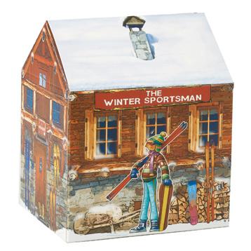 The Winter Sportsman Squash Mug 400ml in Gift Box
