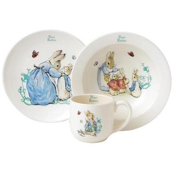 Peter Rabbit 3 Piece Nursery Set