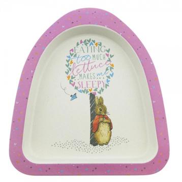 Flopsy Bunny Organic Plate