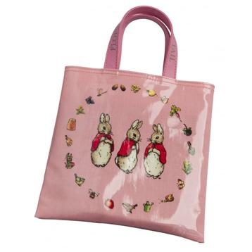 Flopsy Bunny PVC Tote Bag