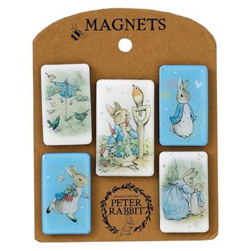 Peter Rabbit Magnet Set