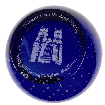 Caithness Westminster Abbey Paperweight