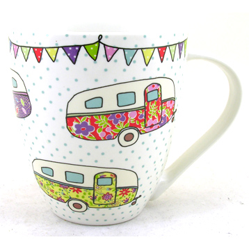 Festival Caravan Crush Mug  sc 1 st  World Wide Shopping Mall & Festival Caravan Crush Mug from Churchill China | WWSM