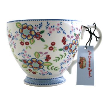 Hippie Floral Teacup 415ml
