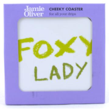Foxy Lady Coaster