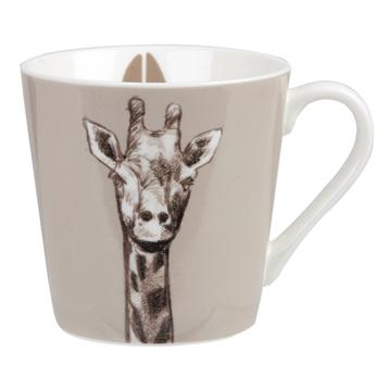 Kingdom Giraffe Bumble Mug
