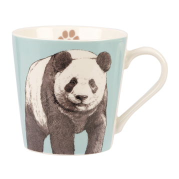 Kingdom Panda Bumble Mug 325ml