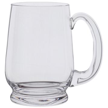 Barleycorn Glass Tankard (1 Pint)