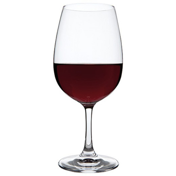 Drink! Red Wine Glass Set (6 Pack)