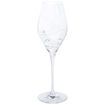 Glitz Prosecco Glasses (2 Pack)
