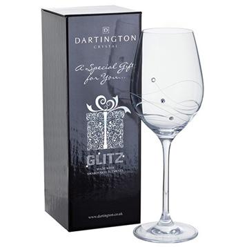 Glitz Wine Glass