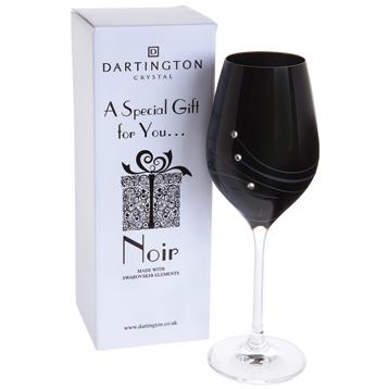 Noir Wine Glass