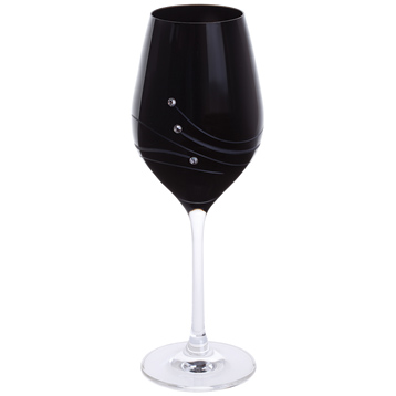 Noir Wine Glasses (2 Pack)