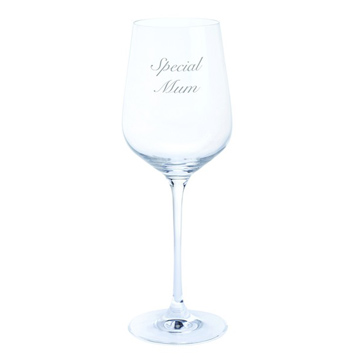 Just For You 'Special Mum' Wine Glass