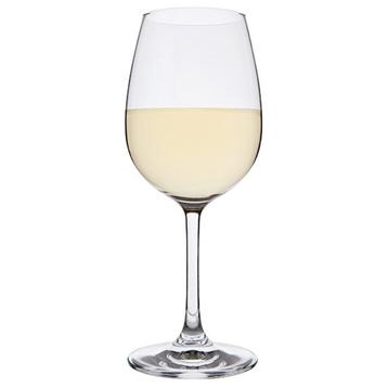 Drink! White Wine Glass Set (6 Pack)