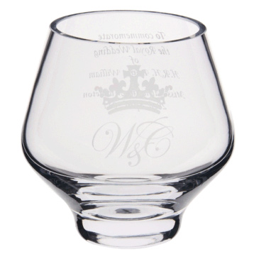 Royal Wedding Celebration Votive