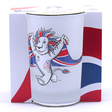Team GB Pride the Lion Tumbler