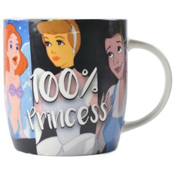 Favourites 100% Princess Ceramic Mug