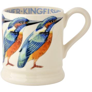 Kingfisher 1/2 Pint Mug