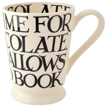 All Over Cocoa Mug