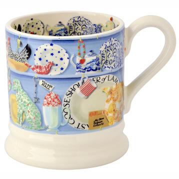 Dresser Half Pint Mug