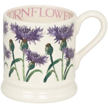 Cornflower ½ Pint Mug